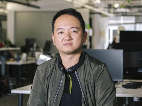 Toby Sun, cofundador y CEO de Lime, está desarrollando nuevos métodos de transporte en ciudades de todo el mundo
