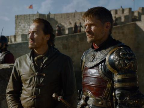 Bronn has no reason to stay in King's Landing, right?
