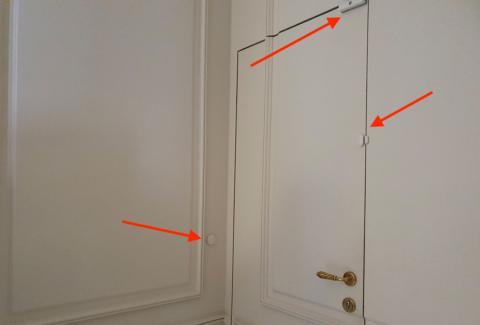 Xiaomi alarma puerta