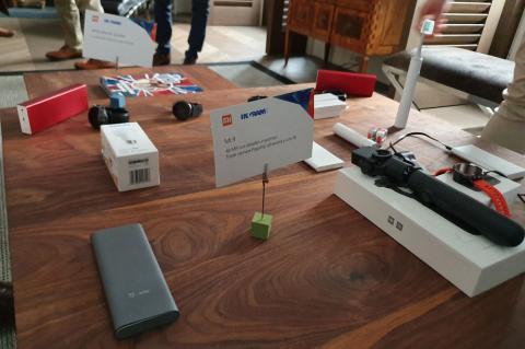 Xiaomi dispositivos
