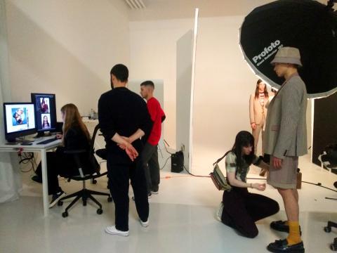 Zara Man studio