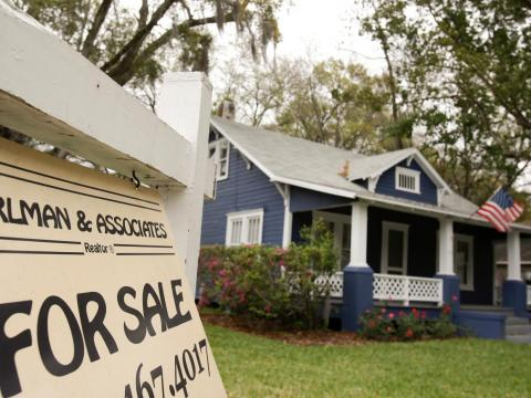 1. Overpricing the home.