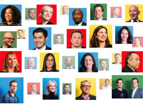 100 personas transformando el mundo de los negocios