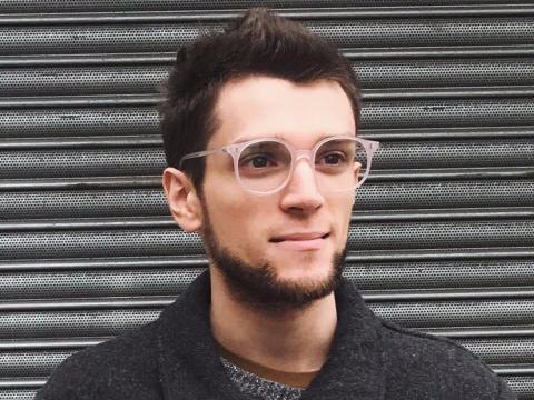 11. Dan Abramov, ingeniero de software del equipo de React de Facebook