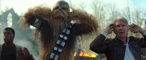 "2. ""Star Wars: The Force Awakens"" (2015)"