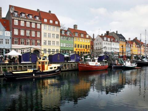 13. Cost of 1 liter of gas in Copenhagen, Denmark: $1.64