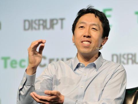 14. Andrew Ng, fundador y CEO de Landing AI y cofundador de Coursera