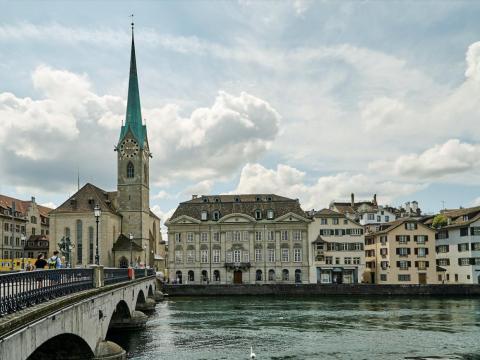 16. Cost of 1 liter of gas in Zurich, Switzerland: $1.57