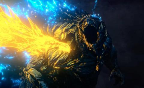 18. 'Godzilla: El devorador de planetas'