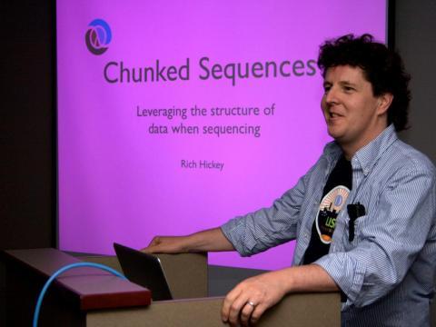 18. Rich Hickey, CTO de Cognitect y creador de Clojure y Datomic