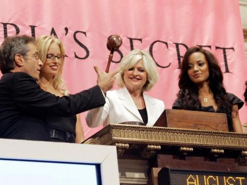 In 2000, Sharen Jester Turney came on as CEO of Victoria's Secret Direct, heading up its catalog business.