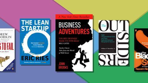 Los 25 libros sobre negocios más influyentes de la actualidad
