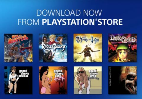 6.<br>You can play classic PlayStation 2 games — and some from PlayStation 3!