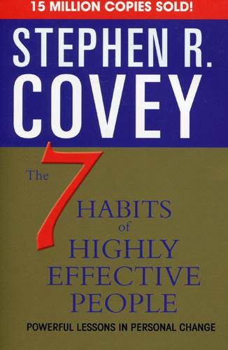 The 7 Habits of Highly Effective People, escrito por Stephen R. Covey