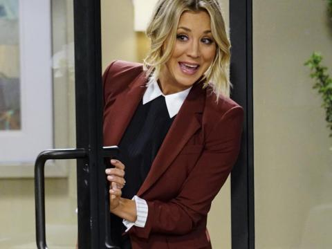 "$900,000 — Kaley Cuoco, ""The Big Bang Theory"" (CBS)"