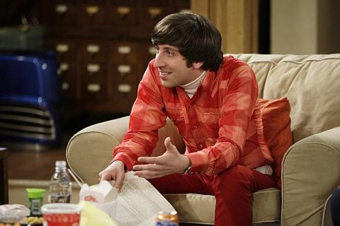 "$900,000 — Simon Helberg, ""The Big Bang Theory"" (CBS)"
