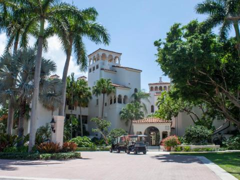 About 700 families live on Fisher Island, although only about 30% of those are year-round residents.