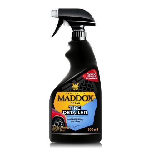 Abrillantador de llantas Maddox