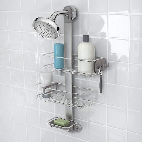 Accesorio colgante para ducha