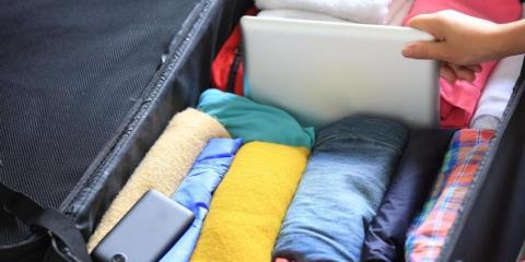 Ahorra espacio en tu maleta