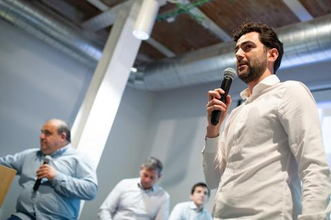 Albert Bosch, CEO de Housfy