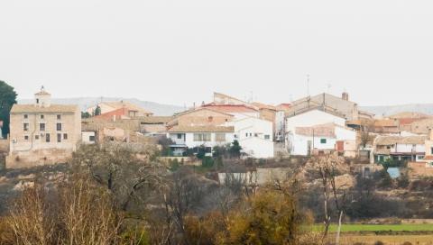 Alforque, provincia de Zaragoza