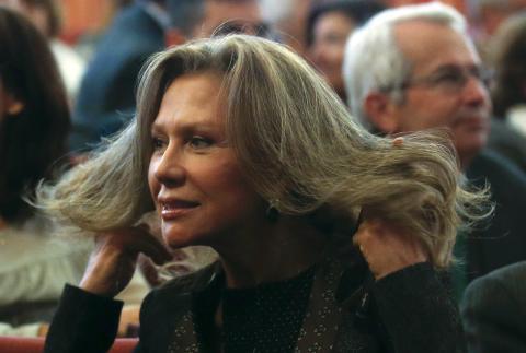 La empresaria Alicia Koplowitz.