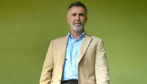 Ángel Víctor Torres, candidato del PSOE a la presidencia de Canarias
