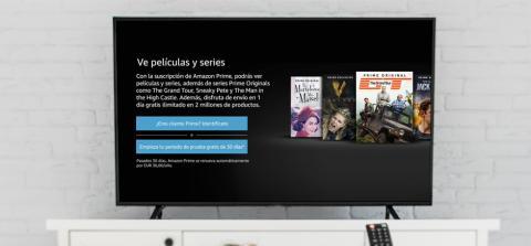 Aplicación de Amazon Prime Video para SmartTV