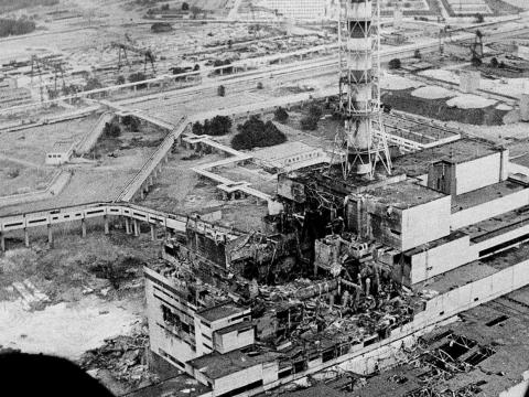 In April 1986, a reactor at the Chernobyl Nuclear Power Plant caused an explosion that sent a cloud of radioactive particles across parts of Europe. It was the world's worst nuclear disaster and the equivalent of 500 nuclear bombs