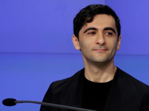 Arash Ferdowsi, cofundador de Dropbox
