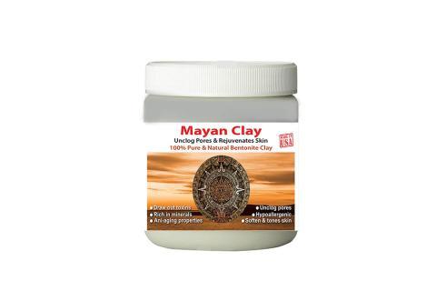 Arcilla azteca Mayan Secret indian Healing Clay Mask