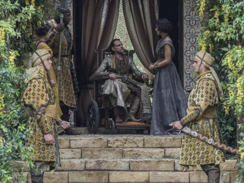 Who is the new prince of Dorne? How did he become prince?