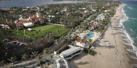 El resort de Trump, Mar-a-Lago.