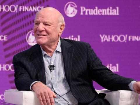 Barry Diller, fundador y presidente de IAC