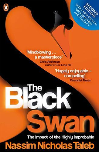 'The Black Swan: The Impact of the Highly Improbable, escrito por Nassim Nicholas Taleb