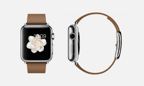 The blooming flowers on your Apple Watch: