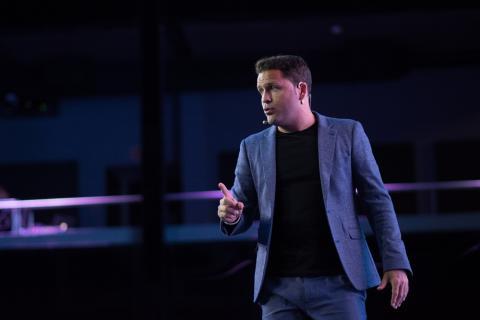 Carlos Delgado, fundador de LevelUP
