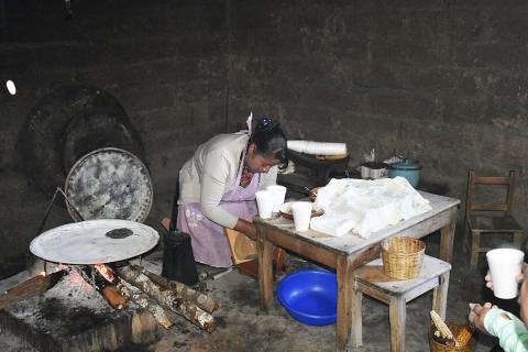 Cocina mexicana tradicional