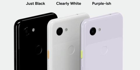 Google suele presentarsus móviles en octubre
