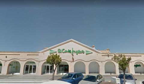 El Corte Inglés de Bahía Sur (Cádiz)