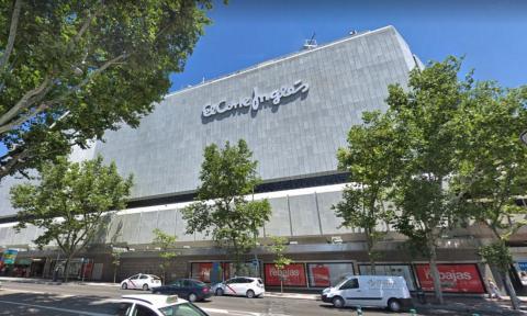 El Corte Inglés de Calle Princesa, en Madrid