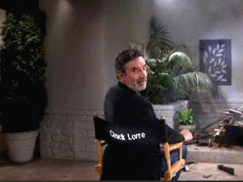 "Creator Chuck Lorre ended ""Two and a Half Men"" on a weird and meta note that didn't sit well with some viewers."