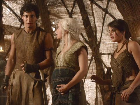 Daenerys dijo en varias ocasiones durante la pasada temporada que no podía tener hijos.