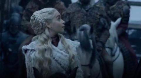 daenerys trenzas