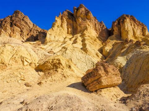 El Cañón El Dorado es un lugar idóneo para que visiten los fanáticos de Star Wars