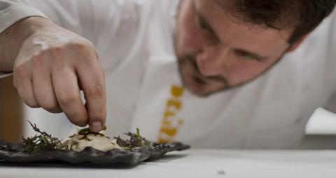 Josep Moreno, chef del restaurante