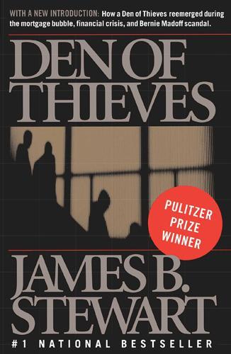 Den of Thieves, escrito por James B. Stewart