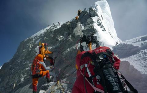 "Despite 11 deaths already this year and massive overcrowding causing what one climber said was ""chaos"" and ""carnage,"" tourism officials have no intention of cutting down on permits, and hope more visitors continue to embark on the"