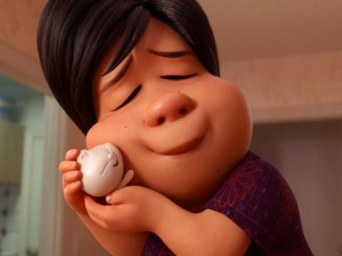 """Bao"" is a short Pixar film."